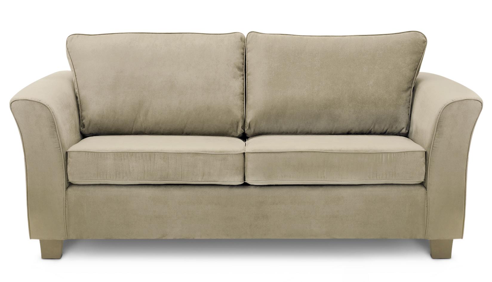 cream leather sofas on sale