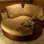: cuddle couch chair