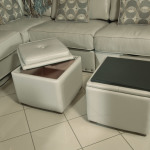 : cuddle couch optional tray