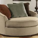 : cuddle couch round