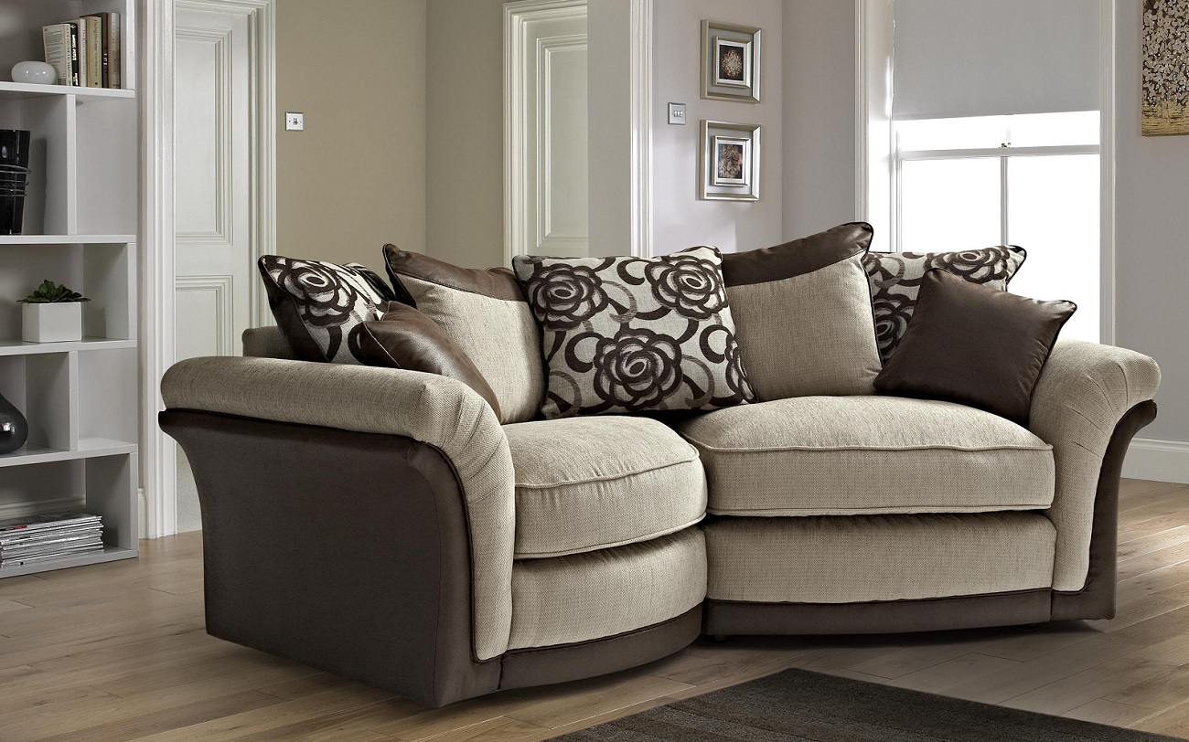 Cuddle couch with optional tray for sale couch sofa for Couch furniture