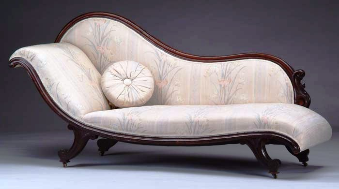 Curved End Sofa