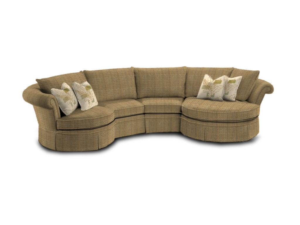 Curved Sofa Recliner