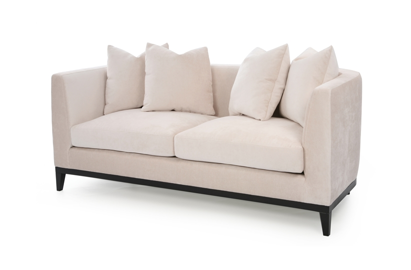 Curved Sofa Used For Sale