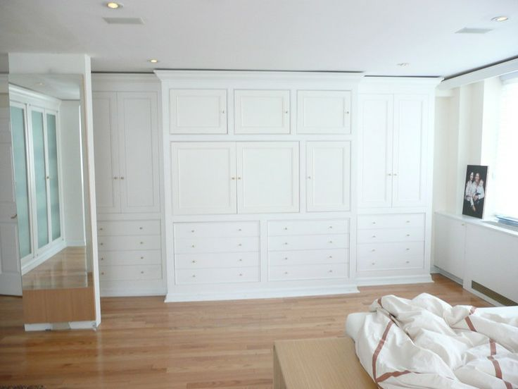 custom built closets nyc