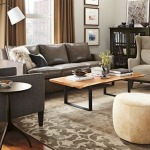 : decorating with a grey leather couch