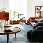 : deep couches living room