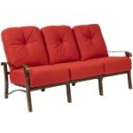 : deep cushion patio furniture