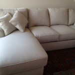 : deep cushion sectional sofa