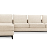 : deep sofa with chaise