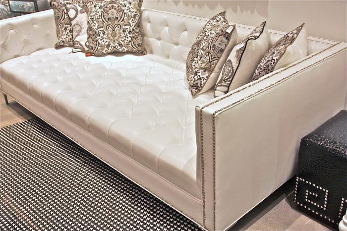 Deep Wide Couch