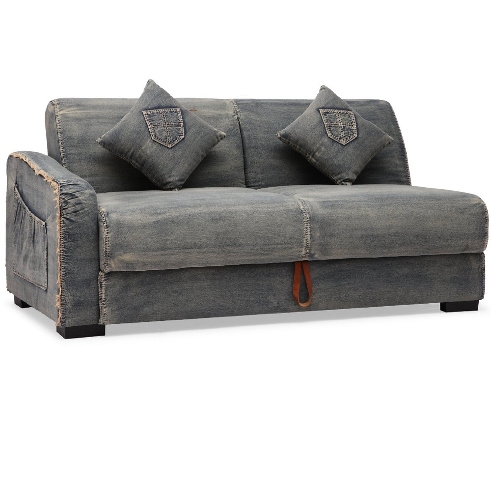 Denim Sectional Couches