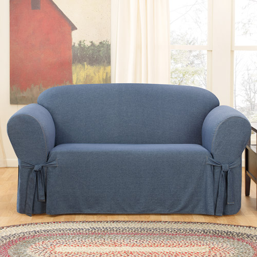 Denim Slipcovers Couches