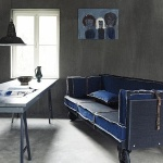 : denim sofa ideas