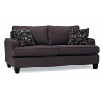 : dimensions of loveseat couch