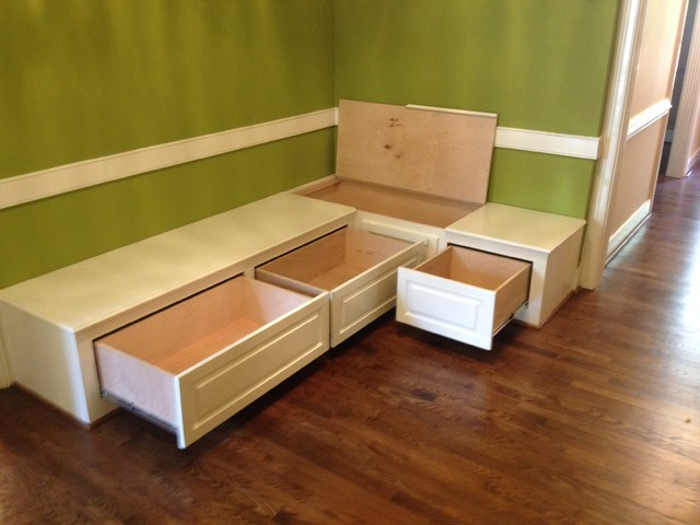 dining room storage bench seat