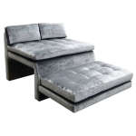 : double wide couch