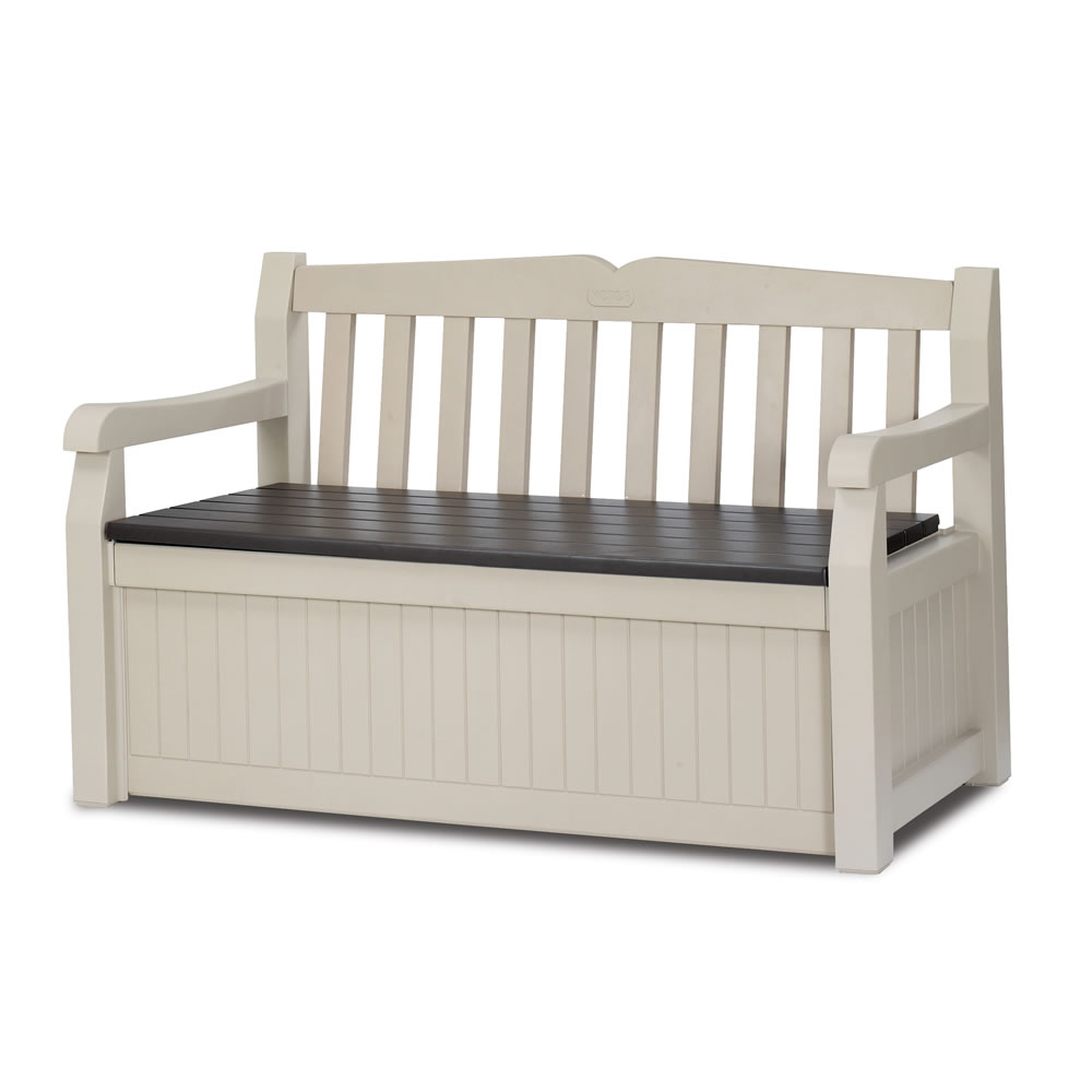 eden storage bench seat
