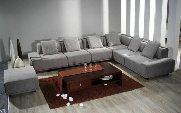 extra large sectional sofas with chaise couch sofa ideas interior design. Black Bedroom Furniture Sets. Home Design Ideas