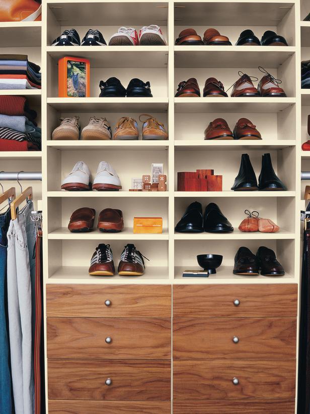 extra shelves for california closet