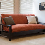 : futon sofa couch bed