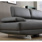 : gray leather sofa on sale