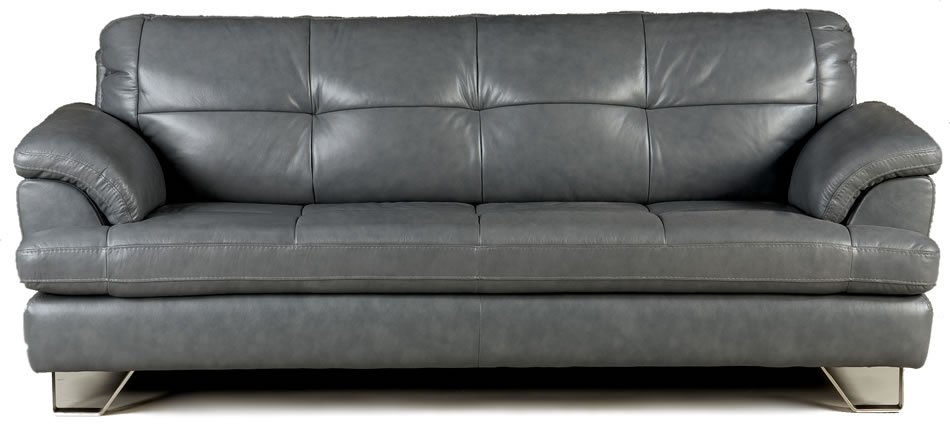 Gray leather sofa on sale couch sofa ideas interior for Gray sofas for sale