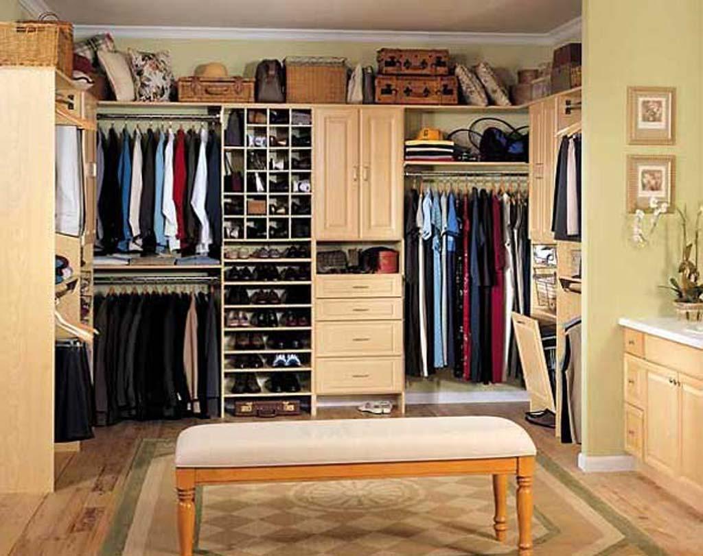 home depot stand up closet