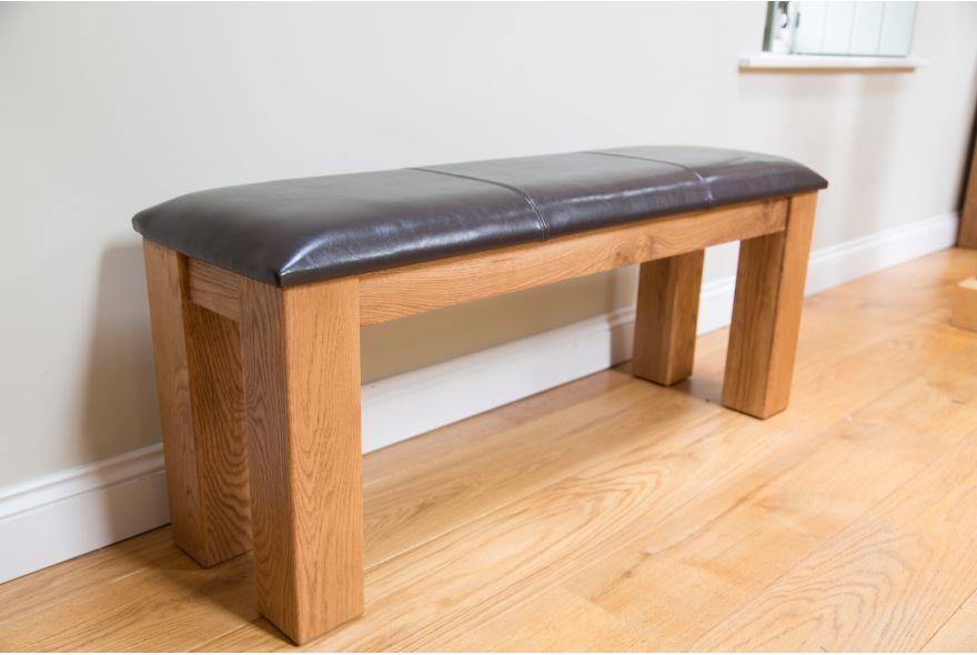 indoor wood bench furniture