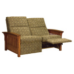 : inexpensive loveseat recliners