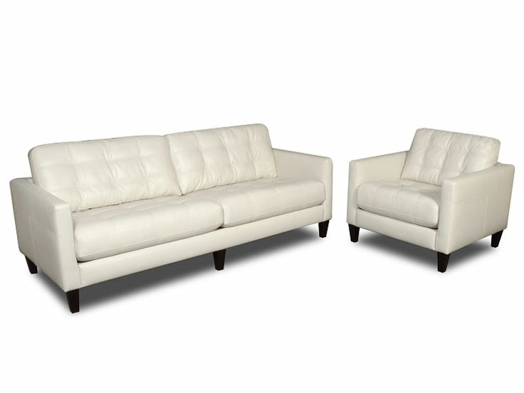 Inexpensive White Couches
