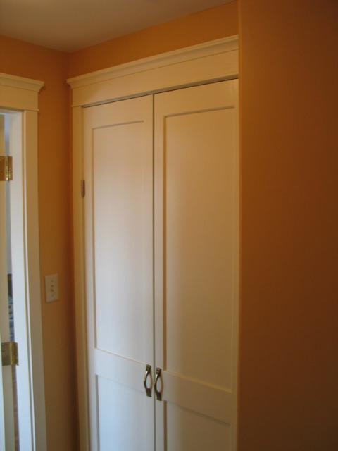 interior linen closet doors