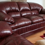 : leather couch repair prices