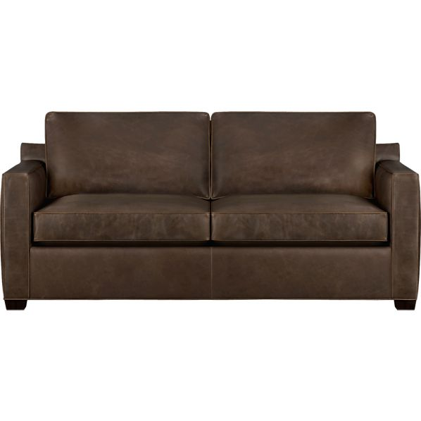 leather sectional couch with sleeper