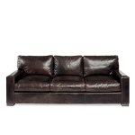 : leather sleeper sofas on sale