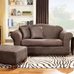 : leather sofa and loveseat slipcovers