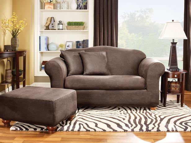 Leather Sofa And Loveseat Slipcovers