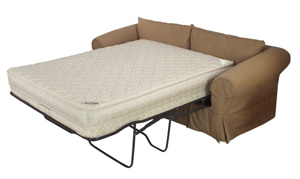 Leather Sofa Sleeper With Air Mattress