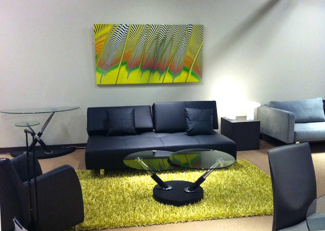 Leather Sofa Sleepers Full Size