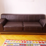 : leather sofas for sale ikea