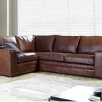 : leather sofas in the sale