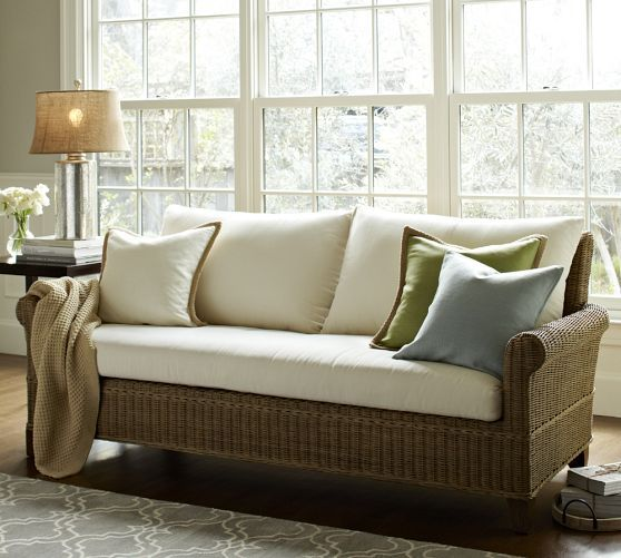 Loveseat Sofa Bed Pottery Barn