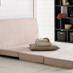 : loveseat sofa bed west elm
