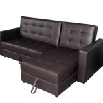 : loveseat sofa bed with storage