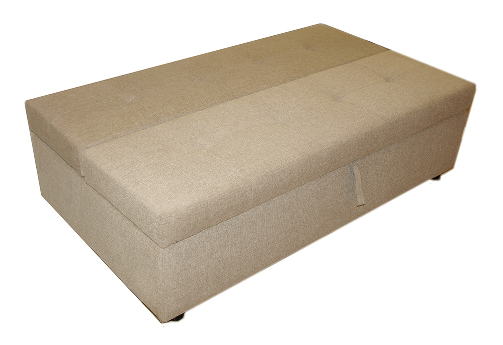 Loveseat With Pull Out Ottoman