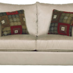 : microsuede sofa bed loveseat