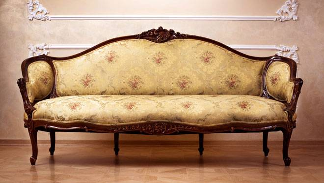 Old Couch Prices