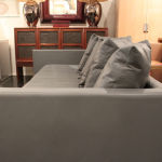 : pillows for grey leather couch