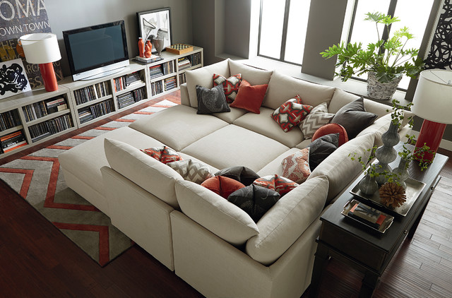 Pit Sofa Sectional