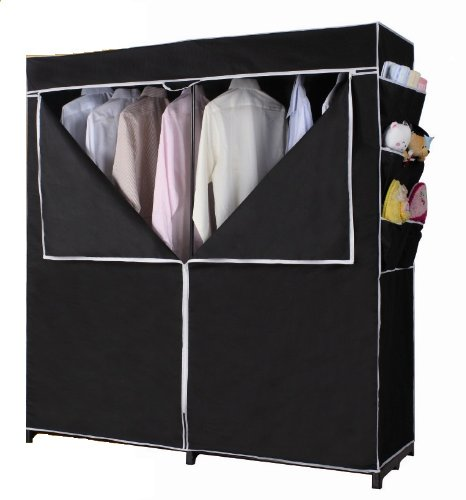 portable closet for clothes